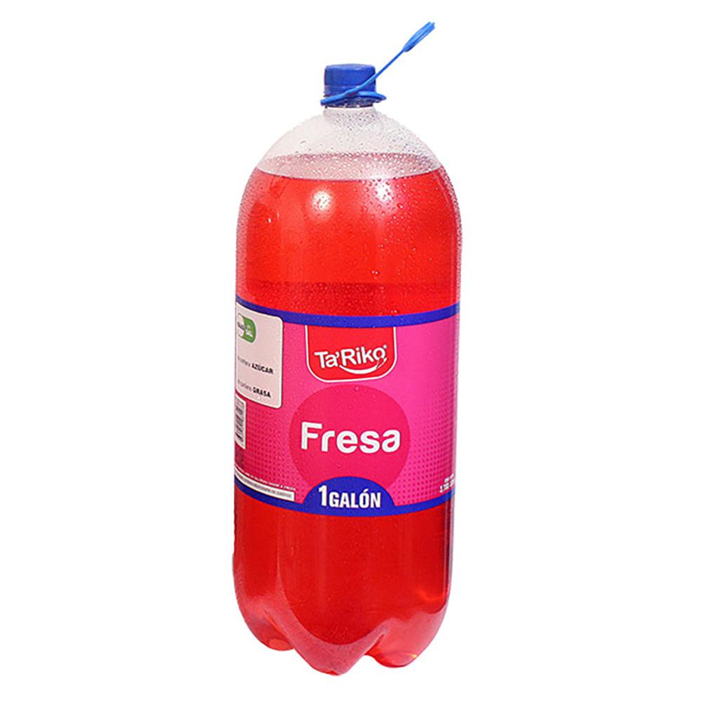 Cola-Ta-Riko-3785-Ml-Fresa