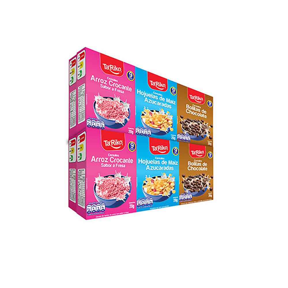 Cereal-Ta-Riko-20-G-X-12