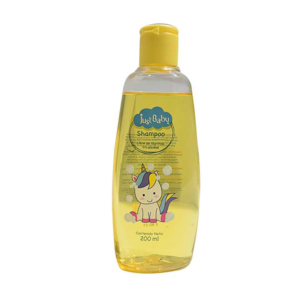 Shampoo-Just-Baby-200-Ml-Manzanilla