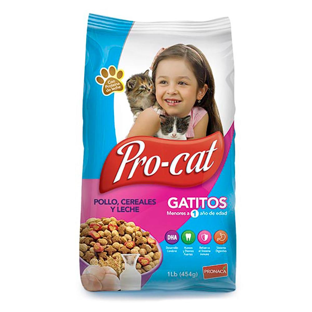 Alimento-P-Gato-Gatitos-Pro-Cat-454-G-Pollo
