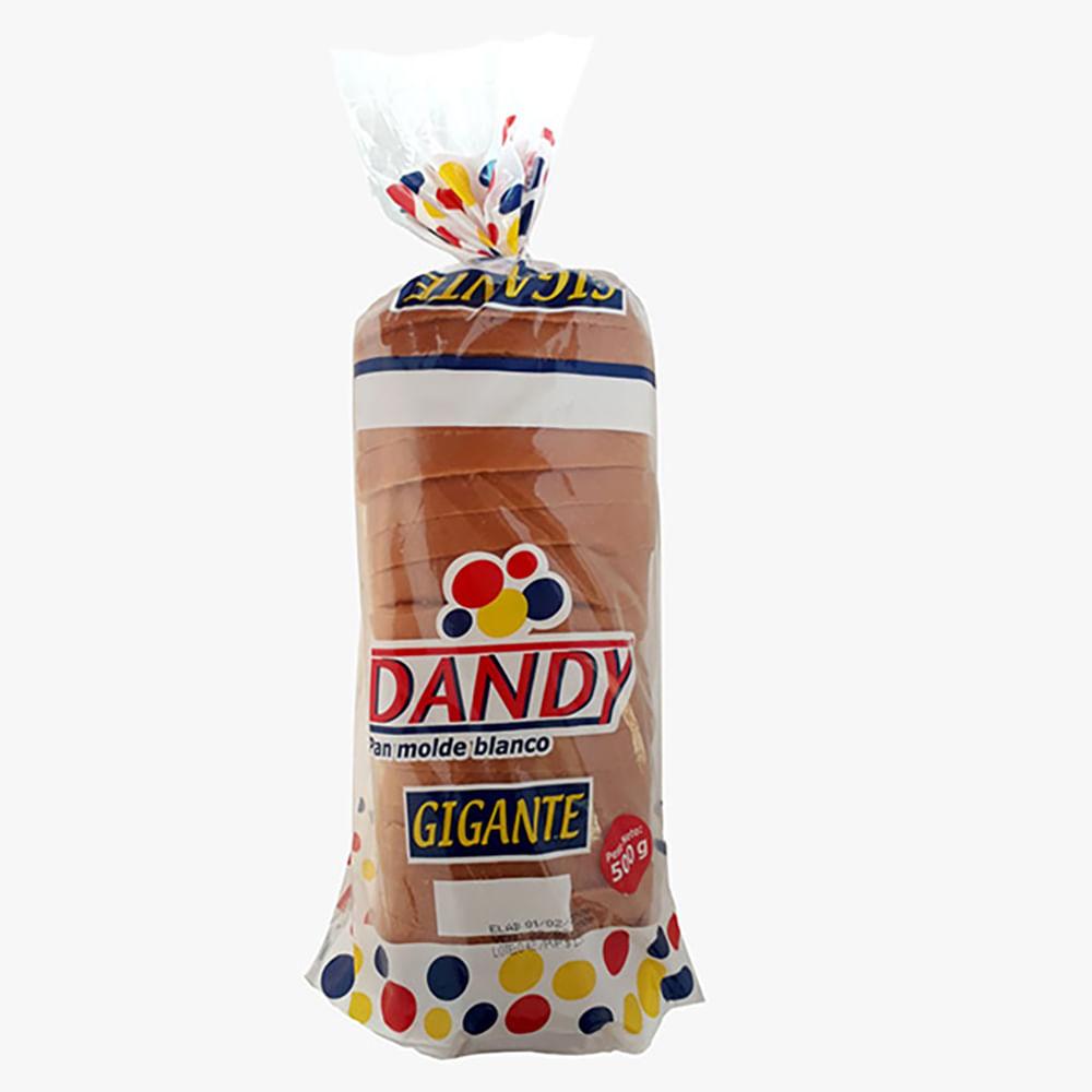 Pan-Molde-Blanco-Dandy-500-G