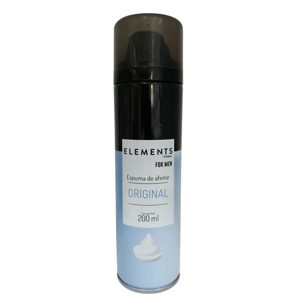 Espuma-de-afeitar-Elements-by-Trial-200-ml
