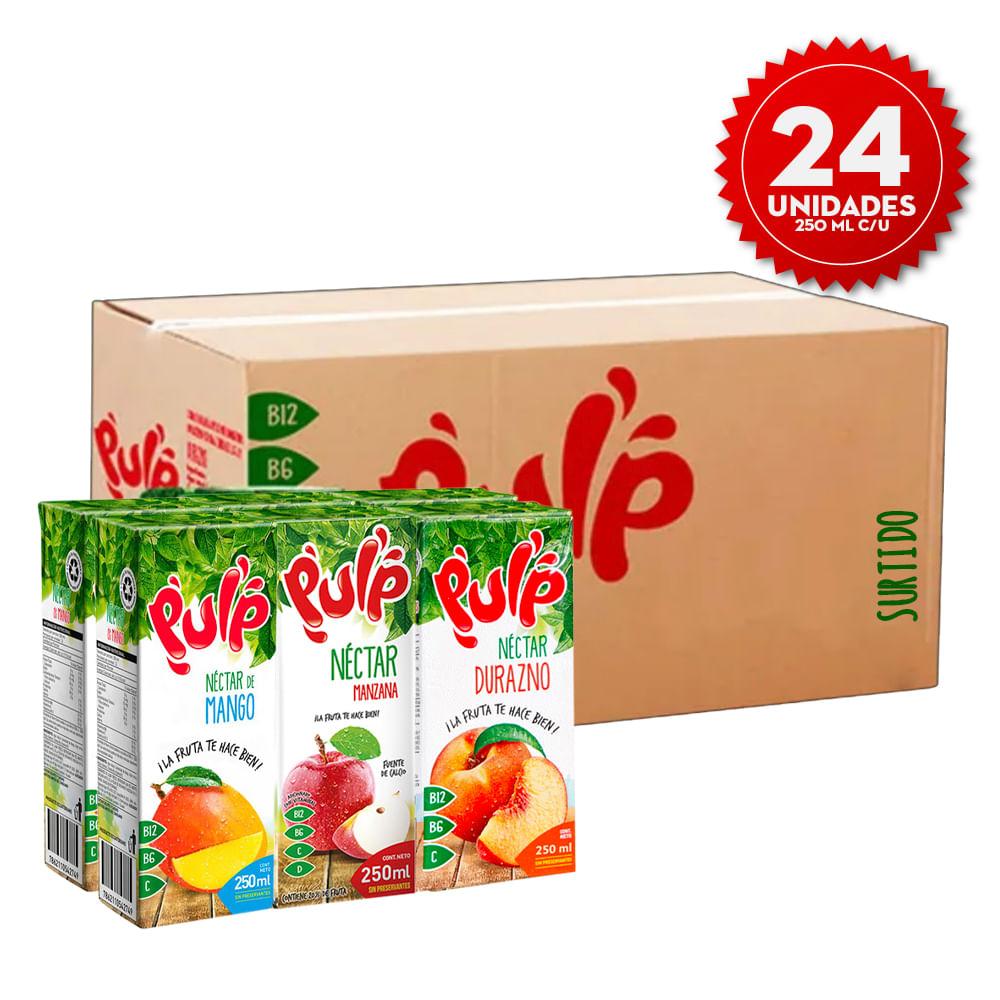 Jugo-Pulp-250-ml--4-sixpack-Surtido