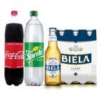 Combo-Cerveza-Biela-Light---Duopack-Coca-cola-y-Sprite