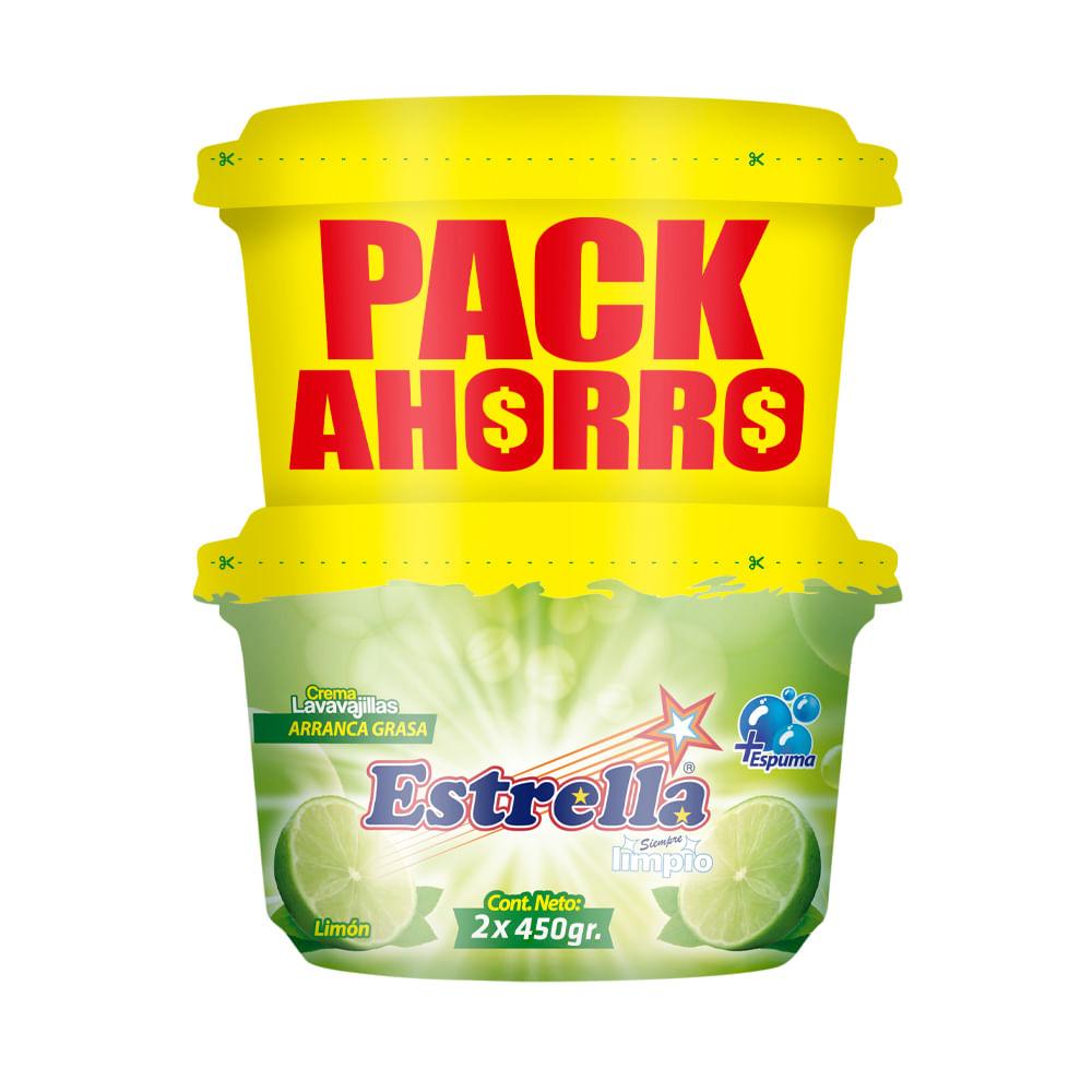 Lavavajilla-en-crema-Estrella-450-g-x2-unds-Limon