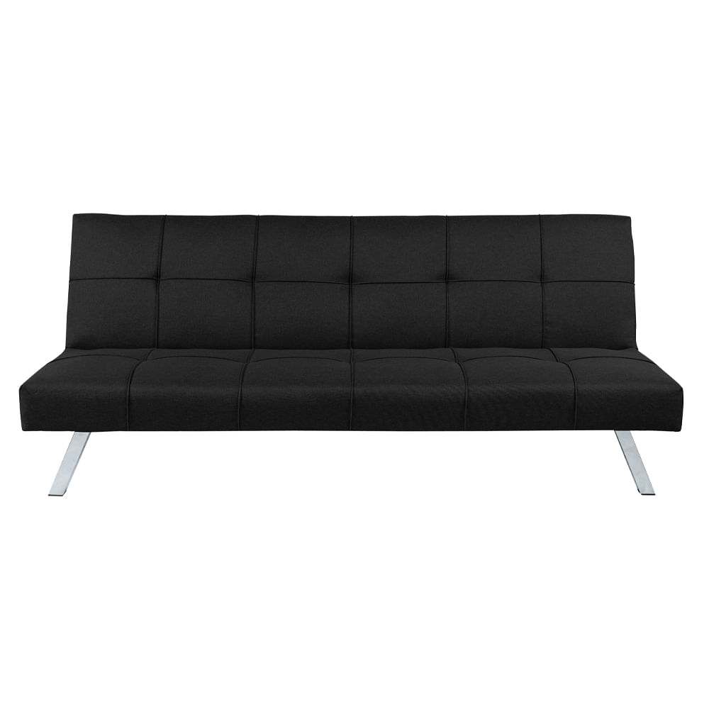 Sofa-Cama-Homeclub-Negro
