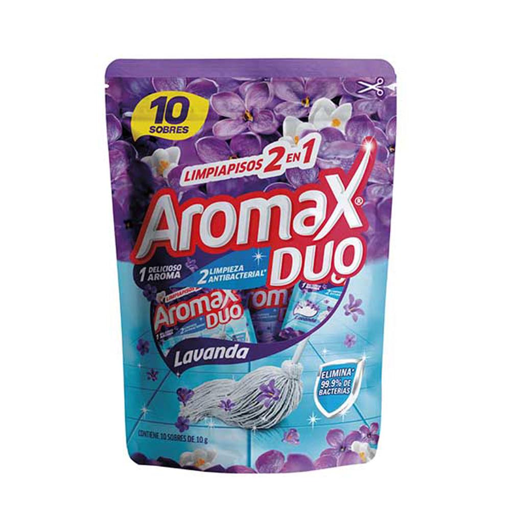 Desinfectante-En-Polvo-Aromax-Duo-10-G-X-10-Uni-Lavanda
