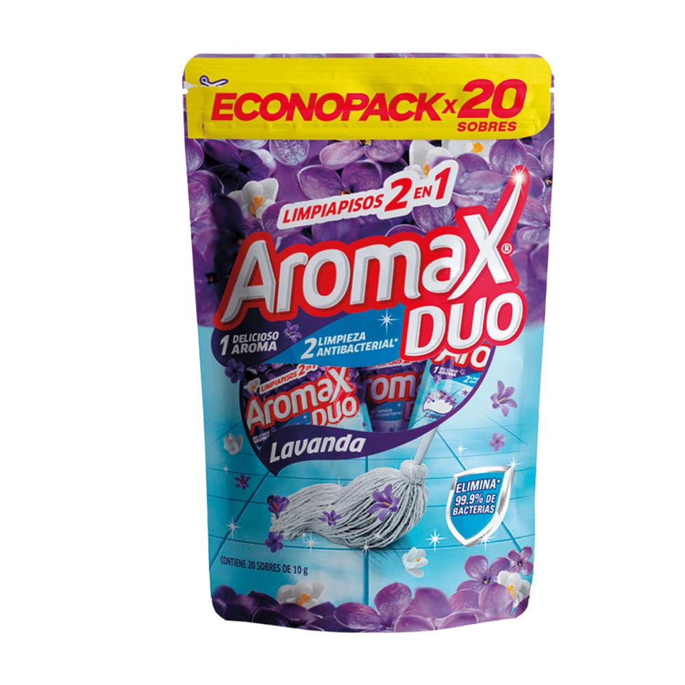 Desinfectante-En-Polvo-Aromax-Duo-20-G-X-10-Uni-Lavanda