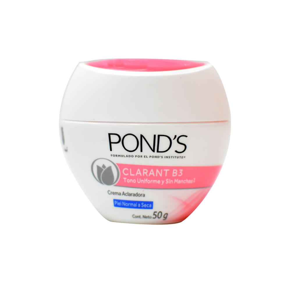 Crema-Facial-Ponds-Clarant-B3-50-G-Piel-Seca