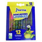 Marcador-Lavable-Norma-12-Uni