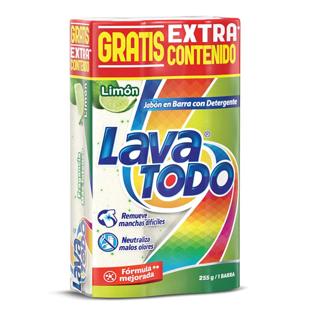 Jabon-para-lavar-Ropa-Lavatodo-6-250-g-Limon