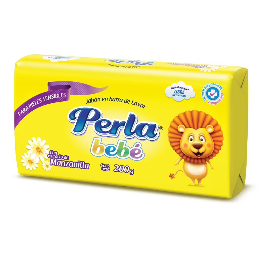 Jabon-para-lavar-Ropa-Perla-Bebe-200-g-con-extracto-de-Manzanilla