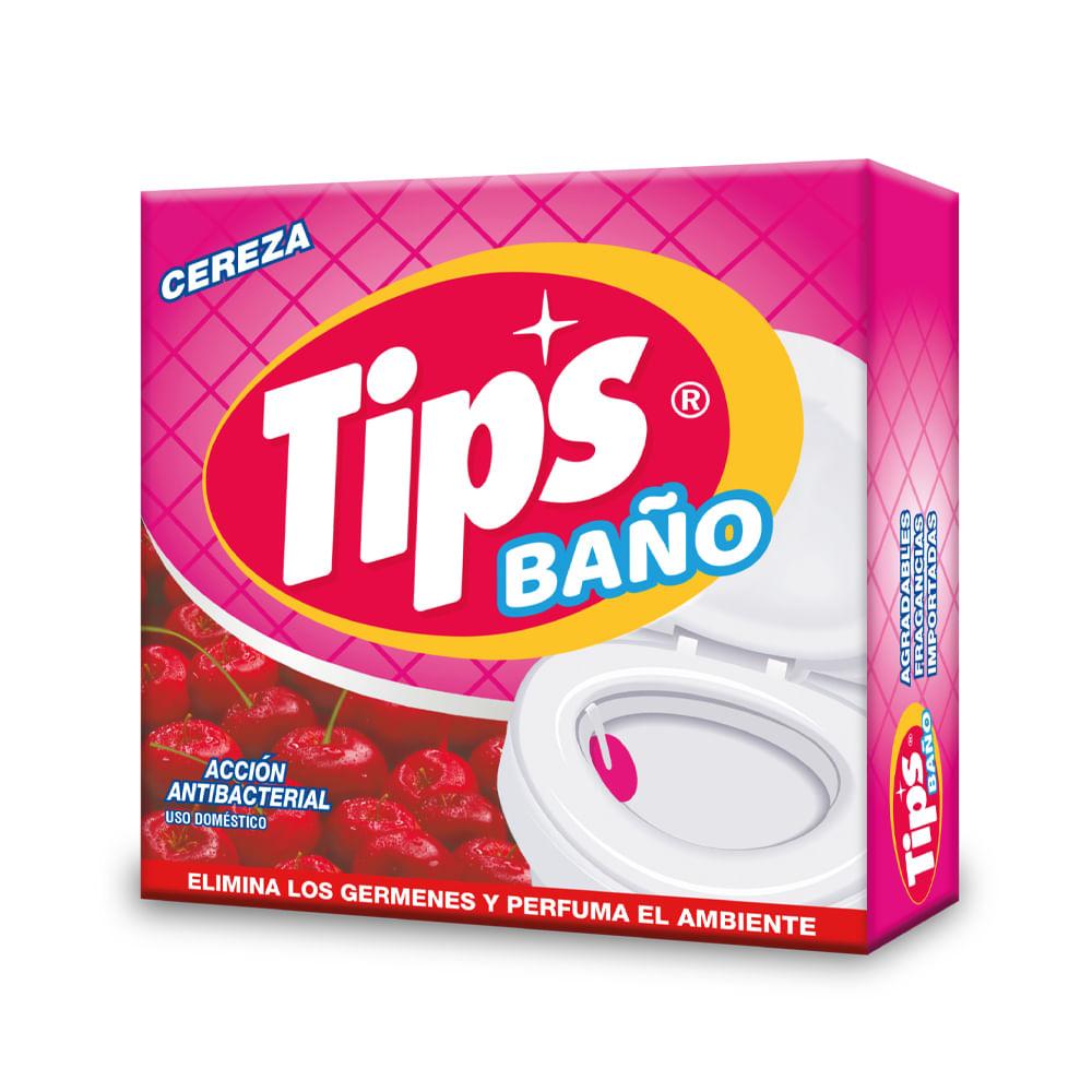 Ambiental-Tips-Pastilla-para-baño-90-g-Cereza