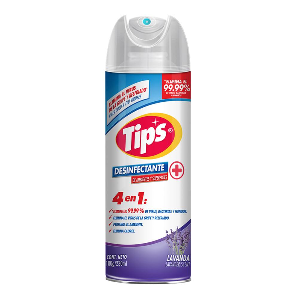 Desinfectante-antibacterial-Tips-230-ml-lavanda