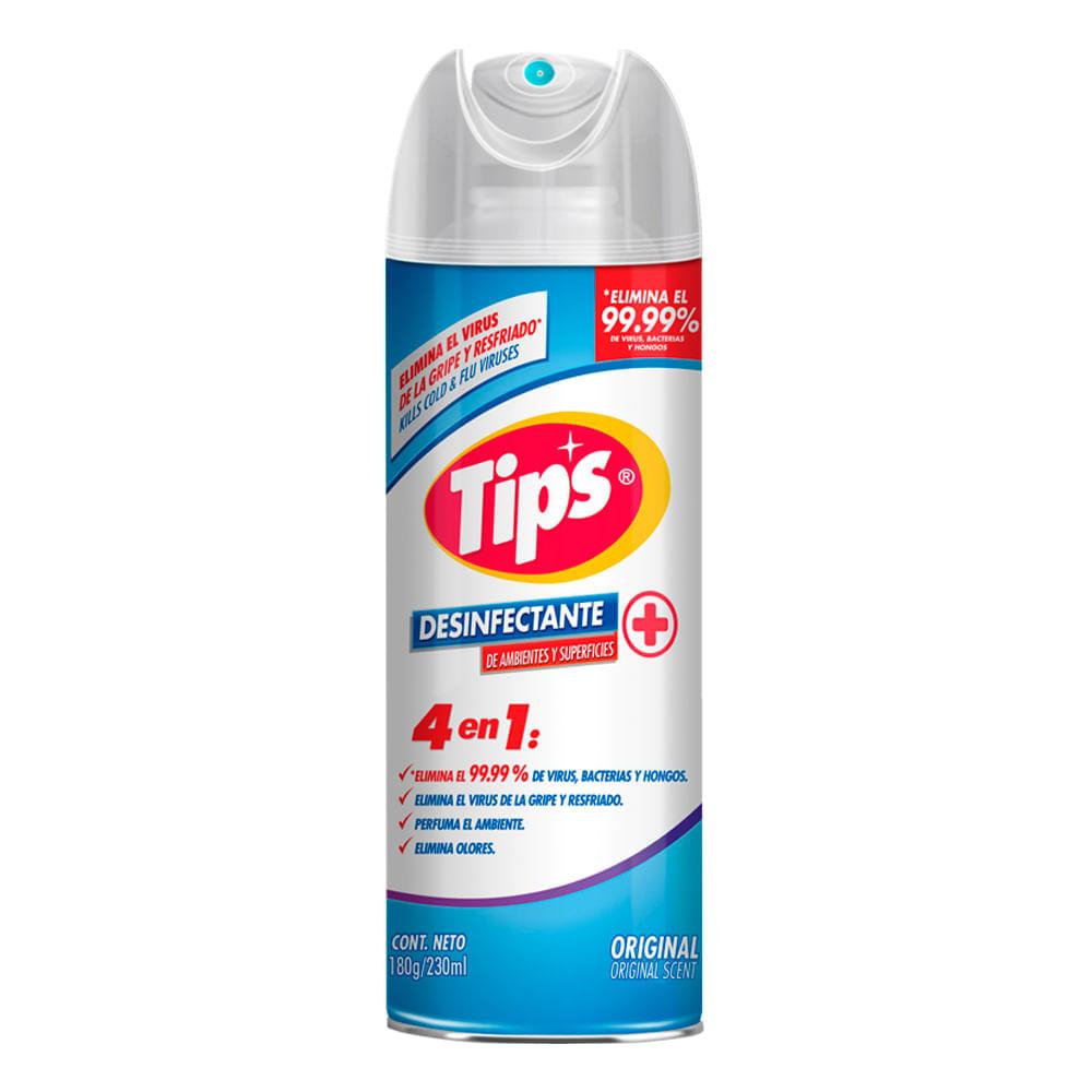Desinfectante-antibacterial-Tips-230-ml-original