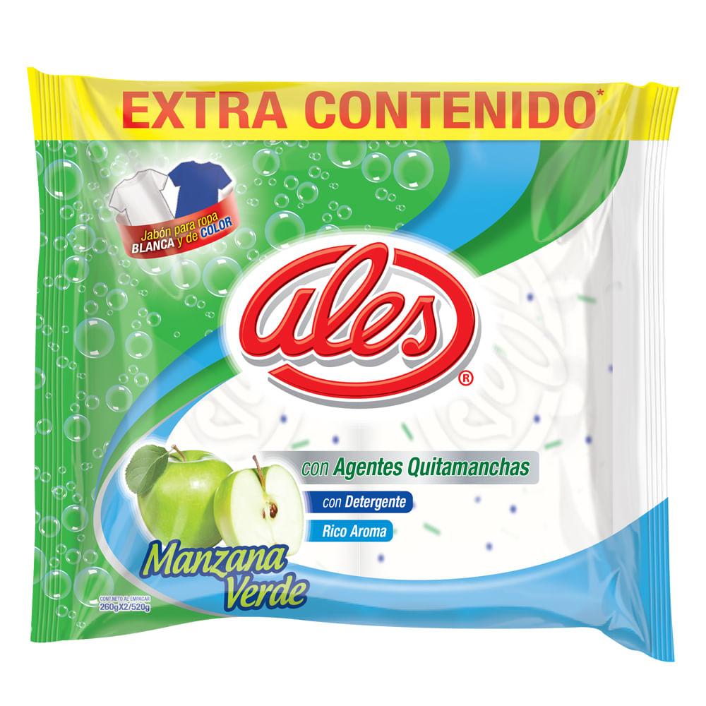 Jabon-de-lavar-Ales-manzana-260-g-2-uds