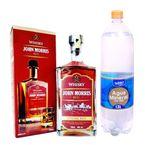 Whisky-John-Morris-750-ml-red---Agua-mineral-c-gas-Ta--Riko-1.5-L