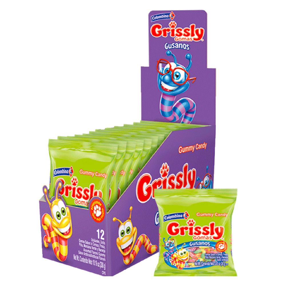 GOMAS-GRISSLY-32-G-GUSANOS-