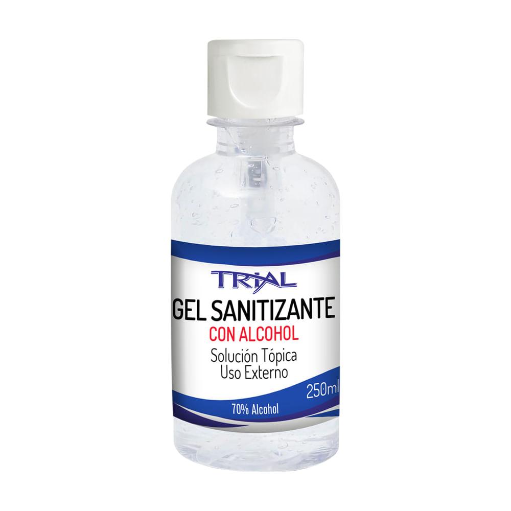 Gel-Antibacterial-para-manos-Trial-250-ml