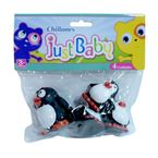 Chillones-Just-Baby-Pinguino-6.5x5cm-4-unidades