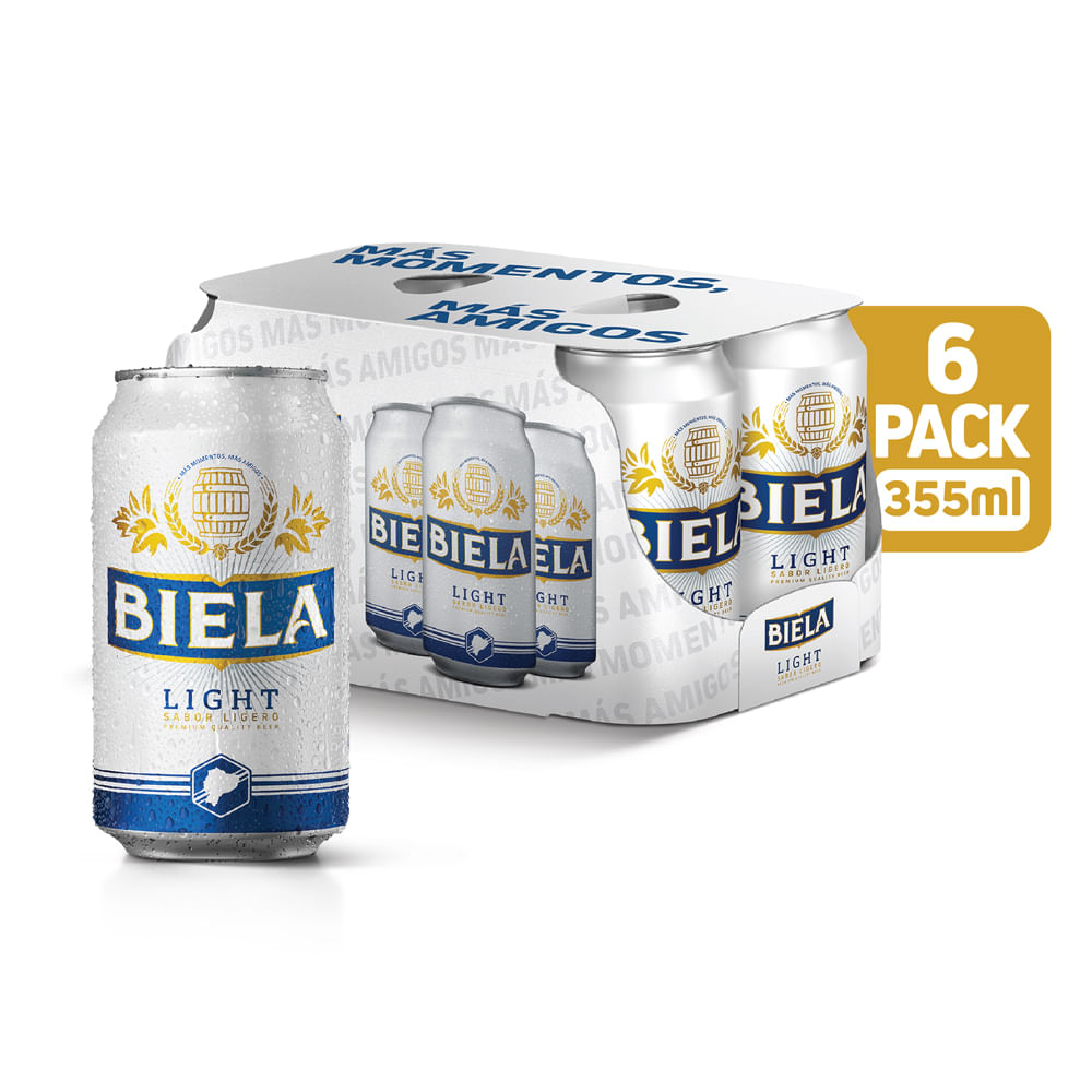 Cerveza-Biela-Light-lata-Six-Pack-355-ml