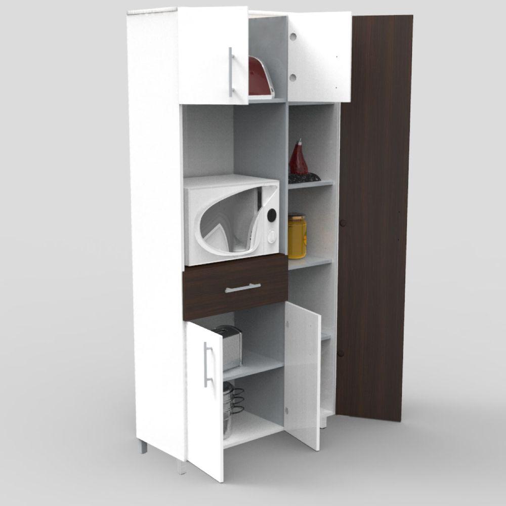 Mueble-para--microondas-Mueble-Facil