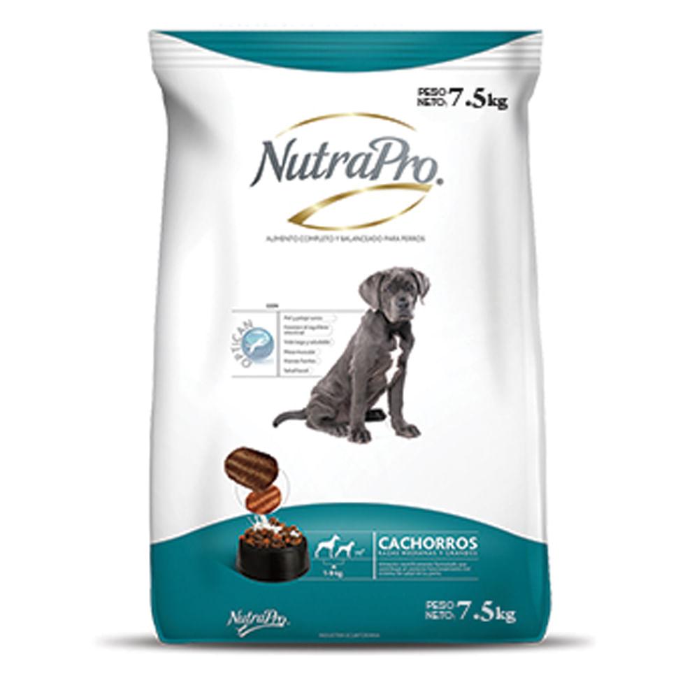 Alimento-para-perro-Cachorro-Nutrapro-7.5-Kg---Raza-Mediana-Grande