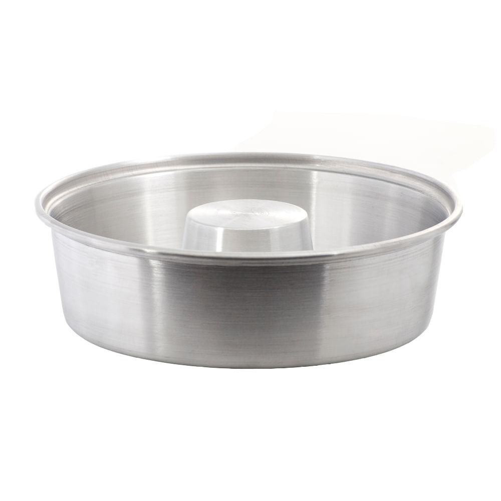 Molde-de-aluminio-con-cono-Umco-24-cm-Redondo