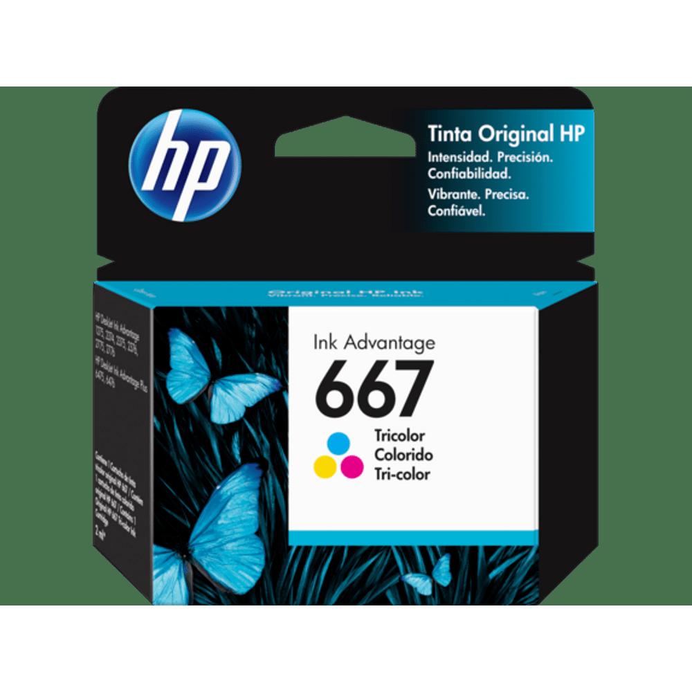 Cartucho-HP-667-Color