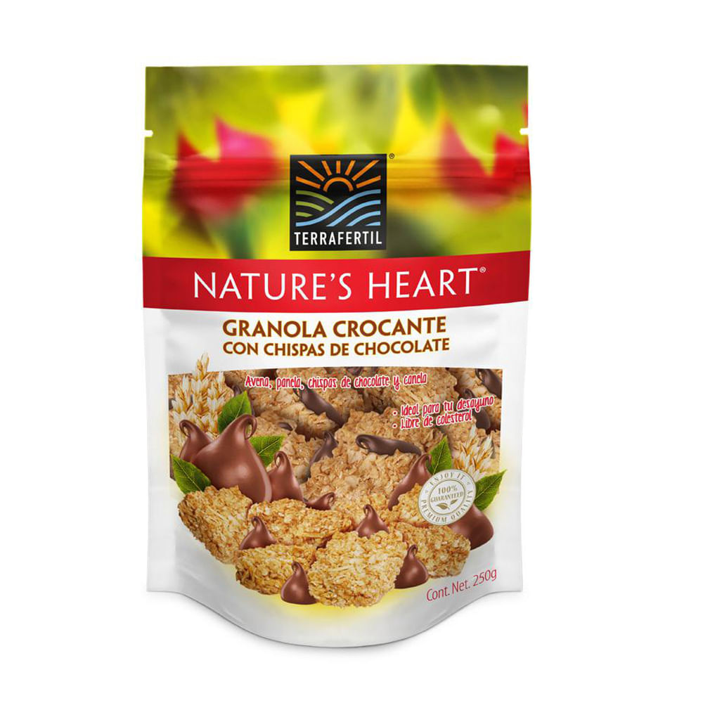 Granola-Crocante-Chocolate-Natures-Heart-Doypack-250-G