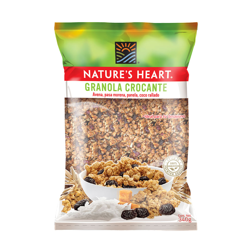Granola-Natures-Heart-340-G