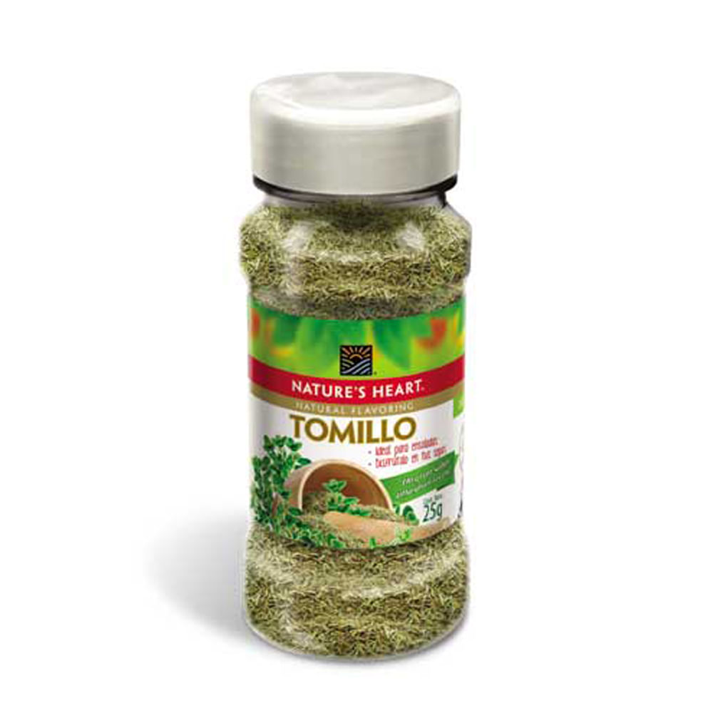 Tomillo-Natures-Heart-25-G