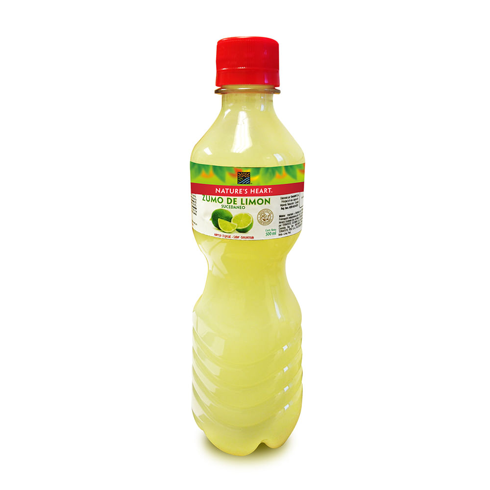 Zumo-De-Limon-Natures-Heart-500-ml