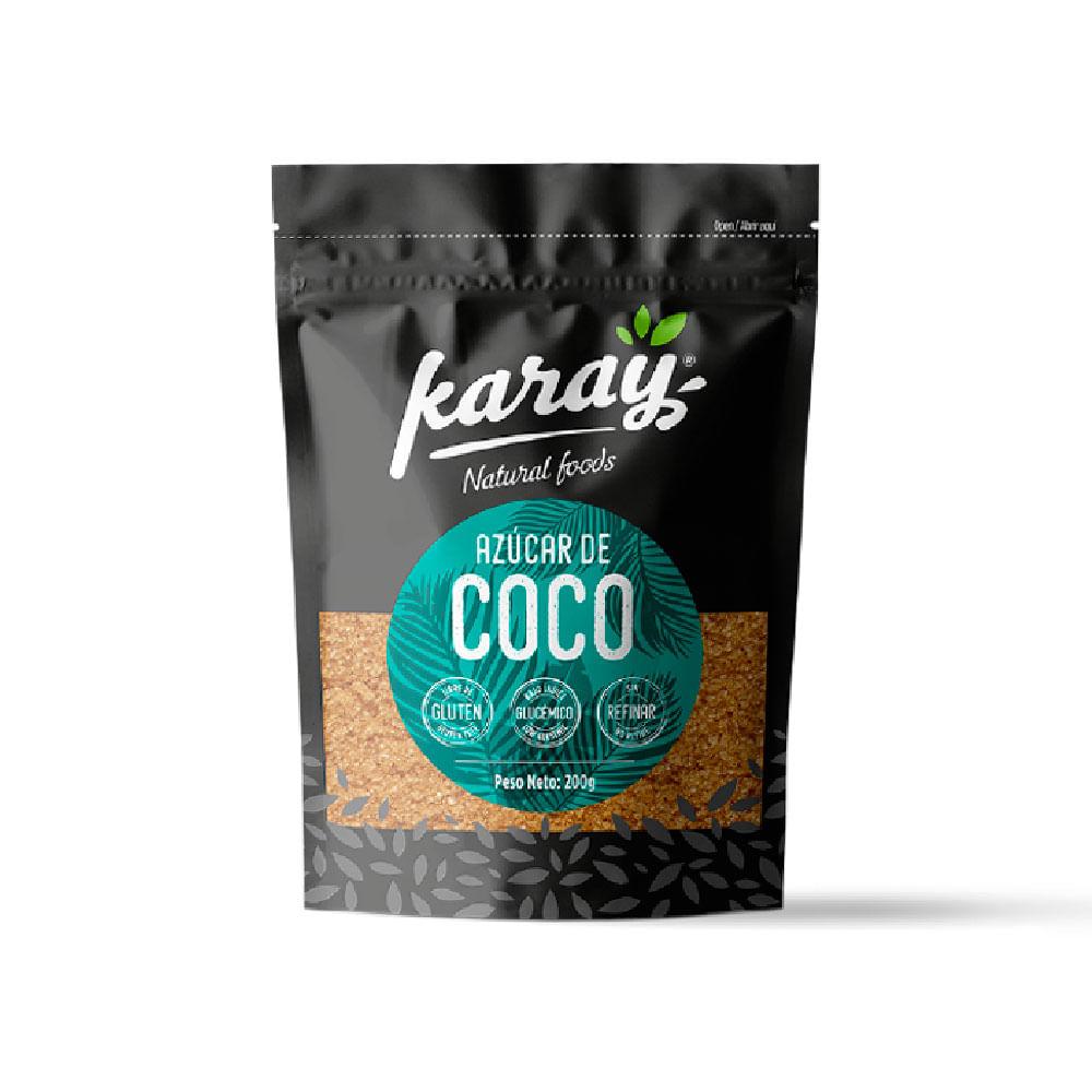 Azucar-de-coco-Karay-Doypack-200-g