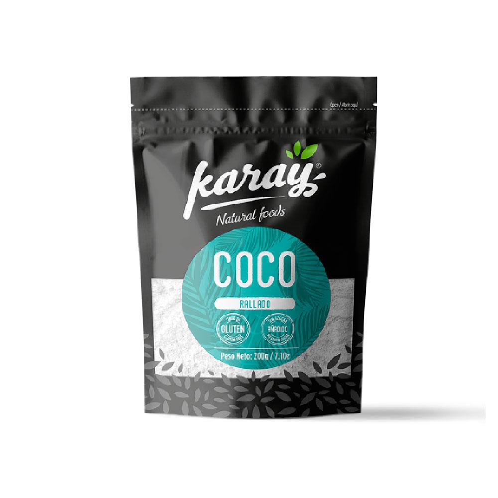 Coco-Rallado-Karay-Doypack-200-g