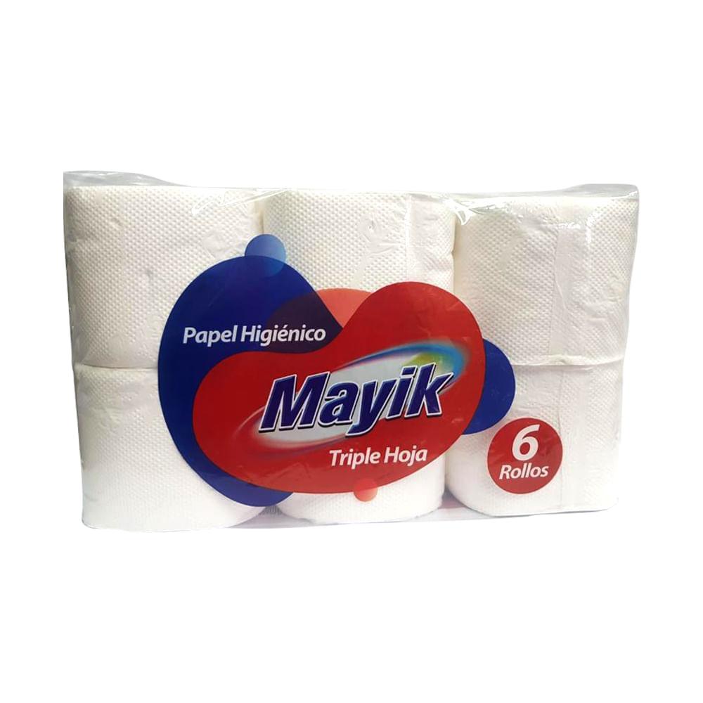 Papel-higienico-Mayik-triple-hoja-30-m-x6-rollos