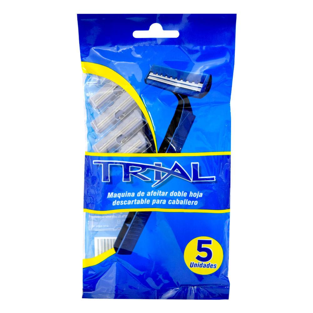 Maquina-de-afeitar-para-hombre-doble-hoja-Trial-5-uni