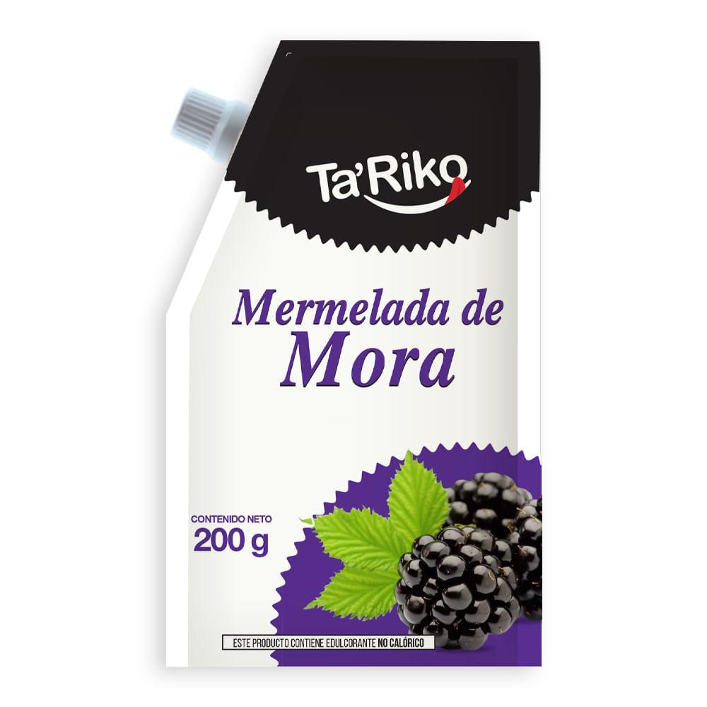 Mermelada-Ta-Riko-doypack-200-g-mora