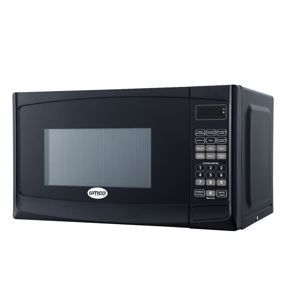 Horno-microondas-Umco-20-L-negro