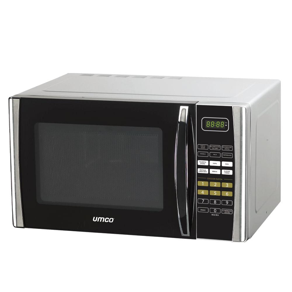 Horno-microondas-Umco-25-L-negro