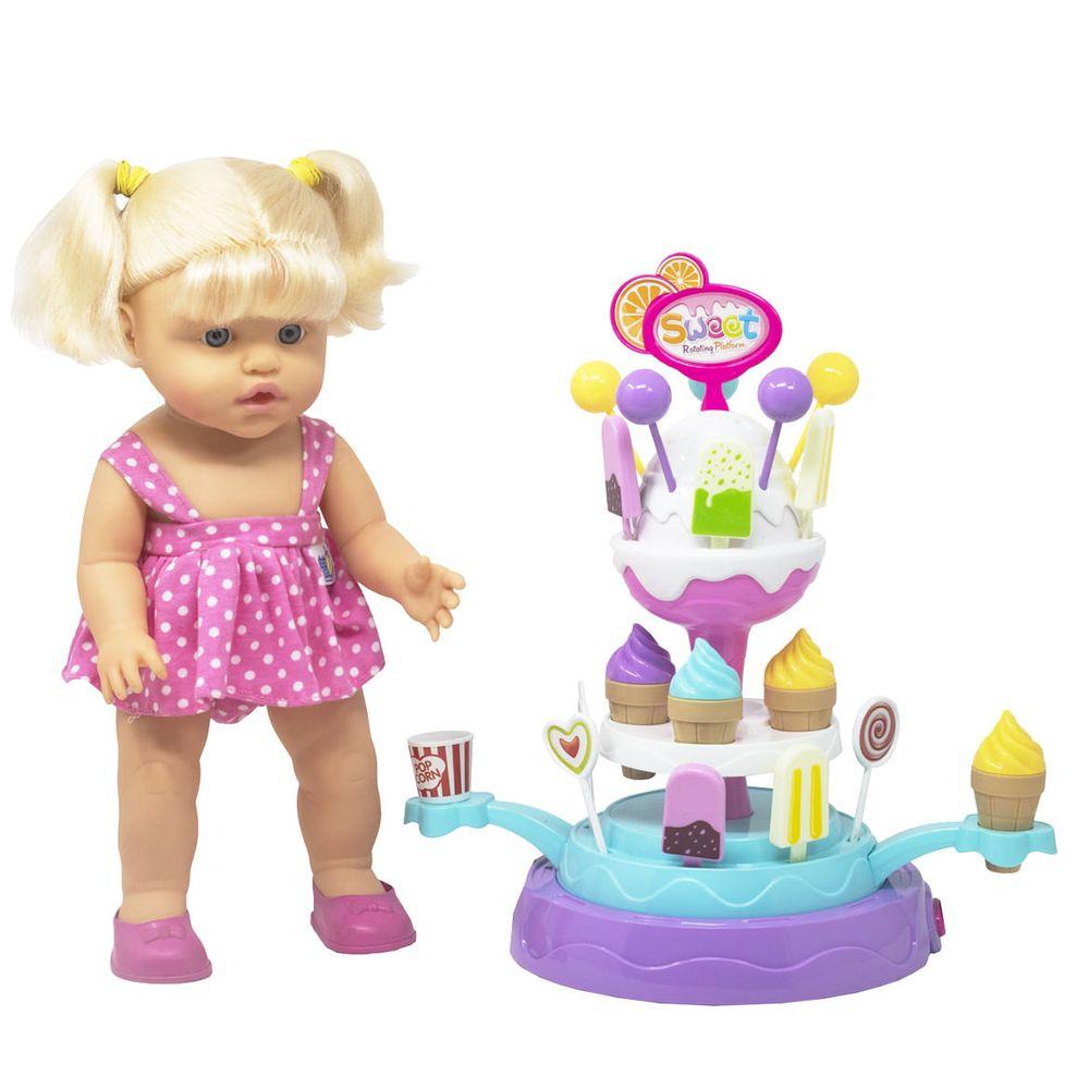Muñeca-plastica-Cicciobello-dulcesitos-magicos