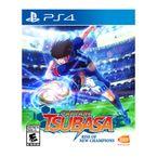 Video-juego-PS4-Capitan-Tsubasa-Bandai-Namco