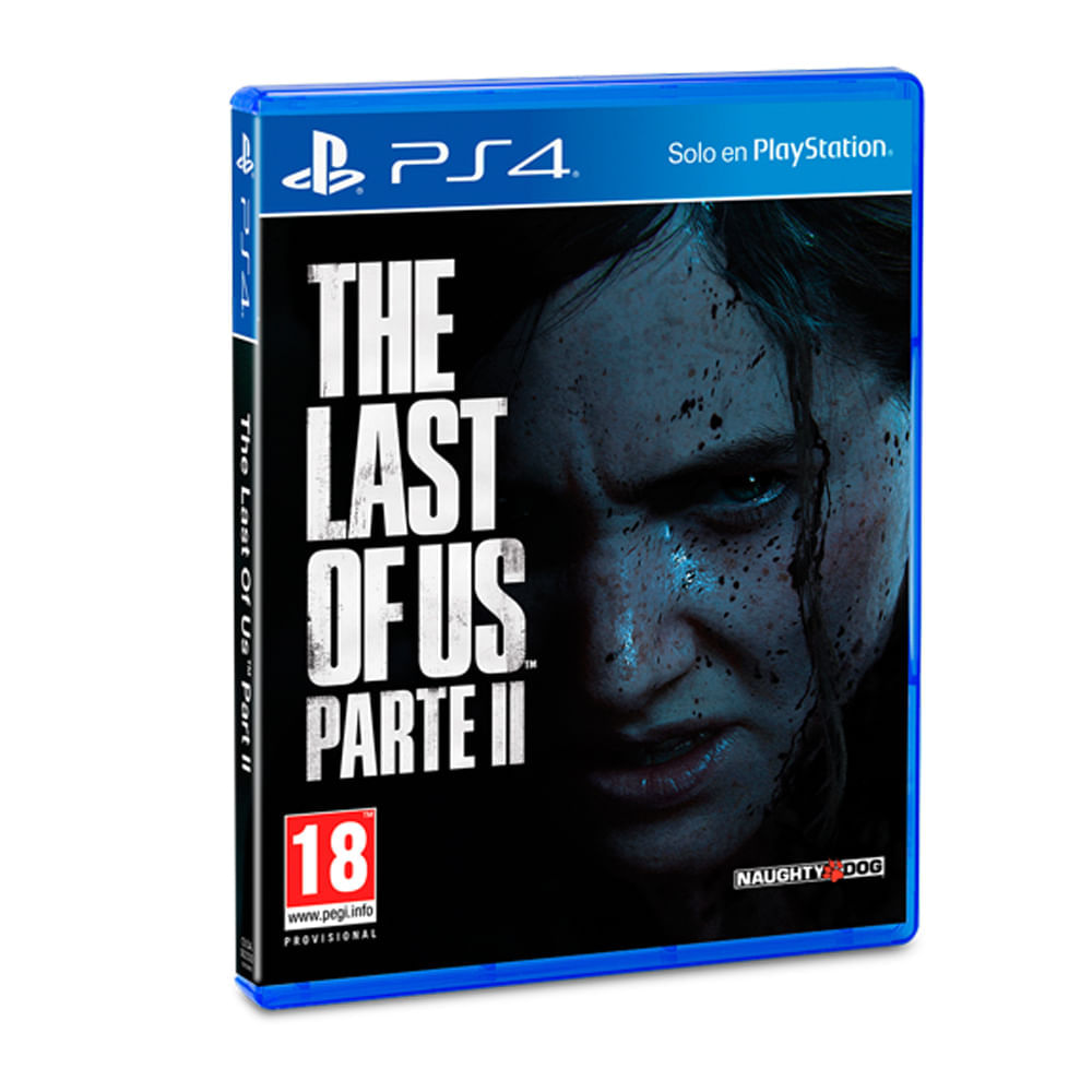 Video-juego-PS4-The-last-of-us-2-naughty-dog-