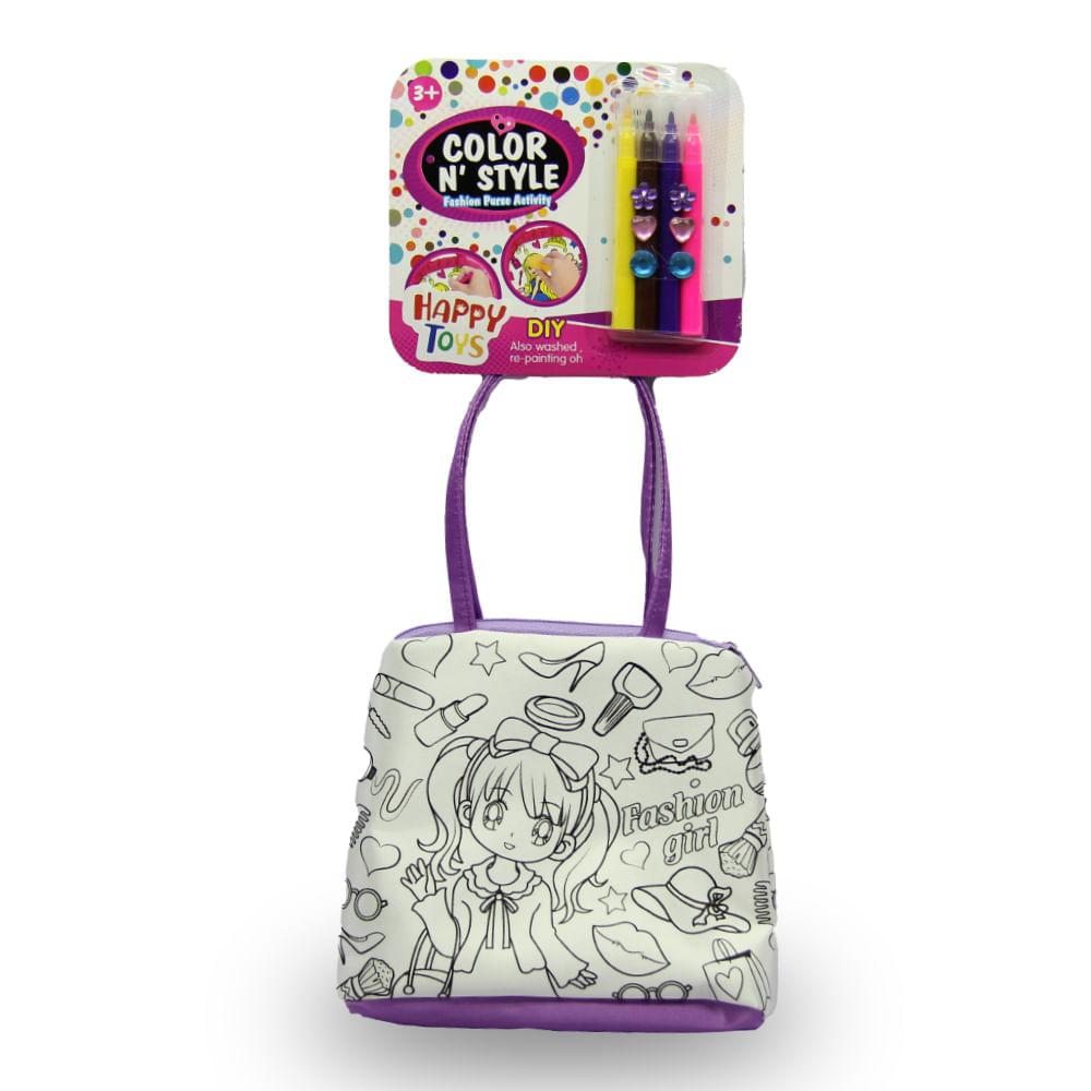 Bolso-para-Colorear-con-Accesorios-35-Cm-Happy-Toys