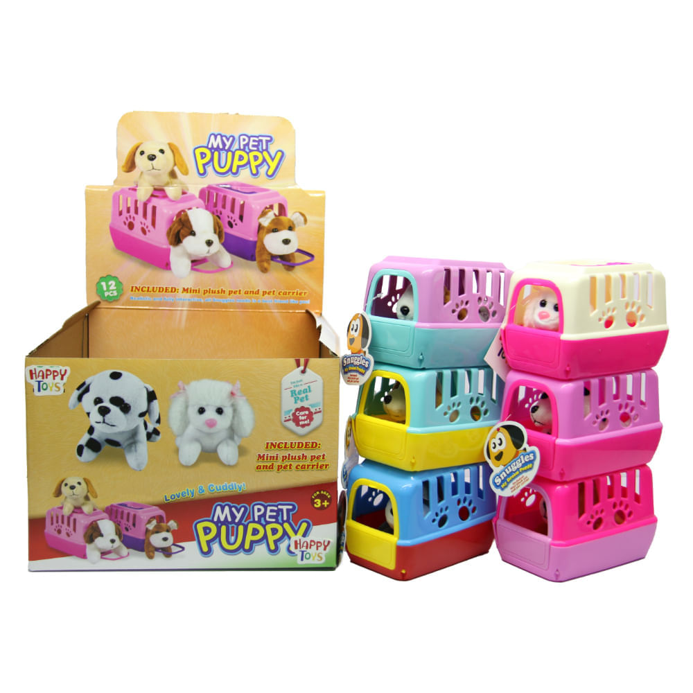 Set-De-Mascota-15-Cm-Happy-Toys-