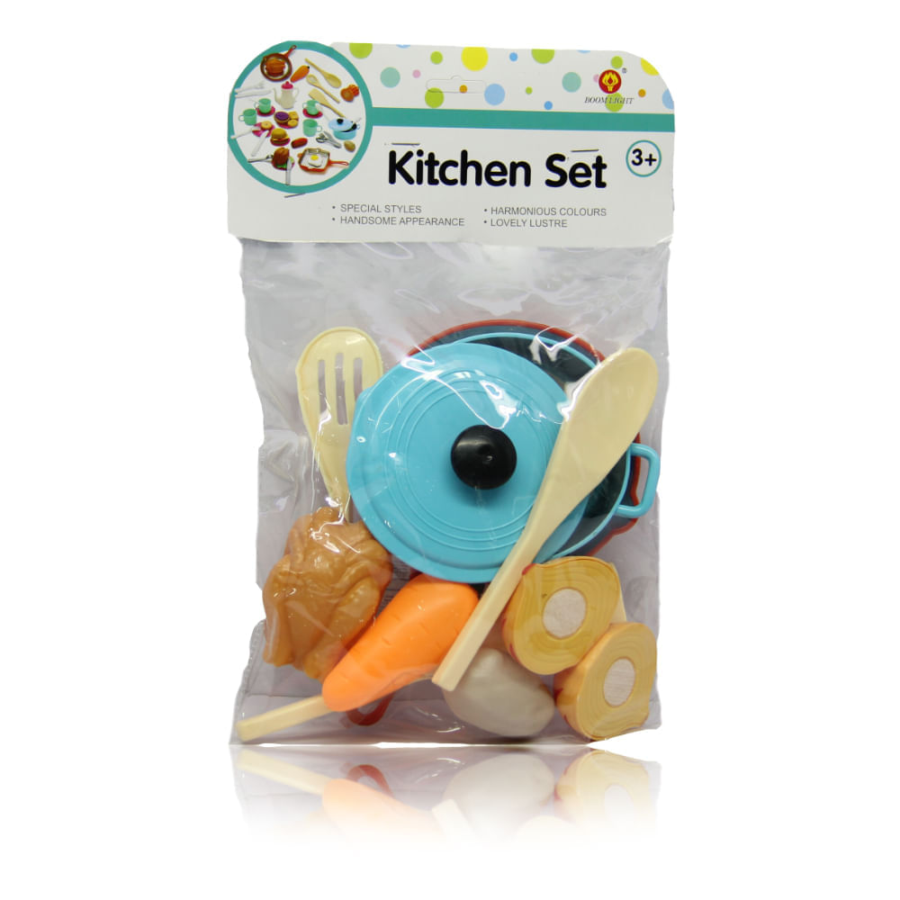 Set-De-Cocina-20-Cm-Happy-Toys-Comida