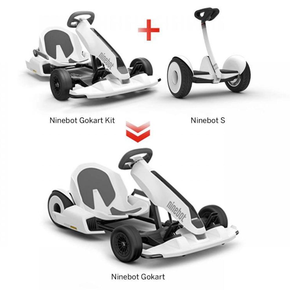 Kit-GoKart-Ninebot-electrico