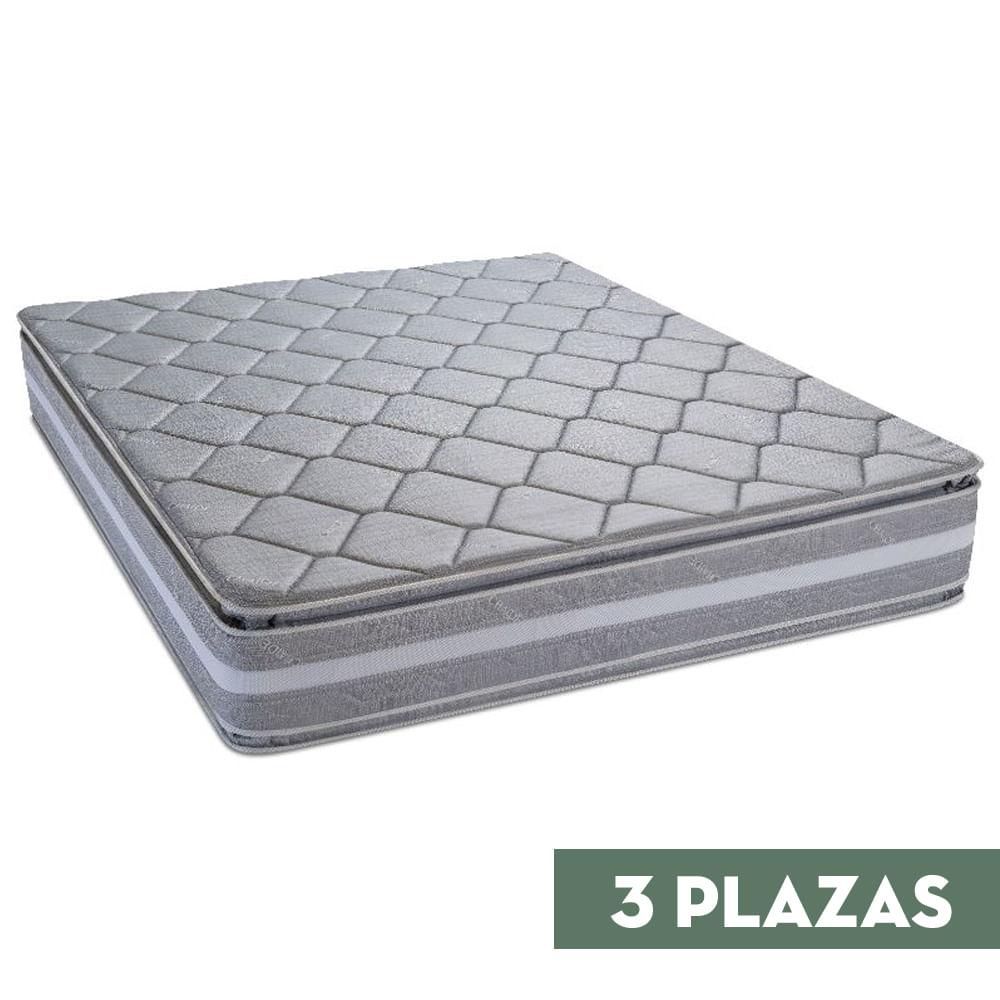 Colchon-Continental-3-Plazas-Chaide-Pillow-Top