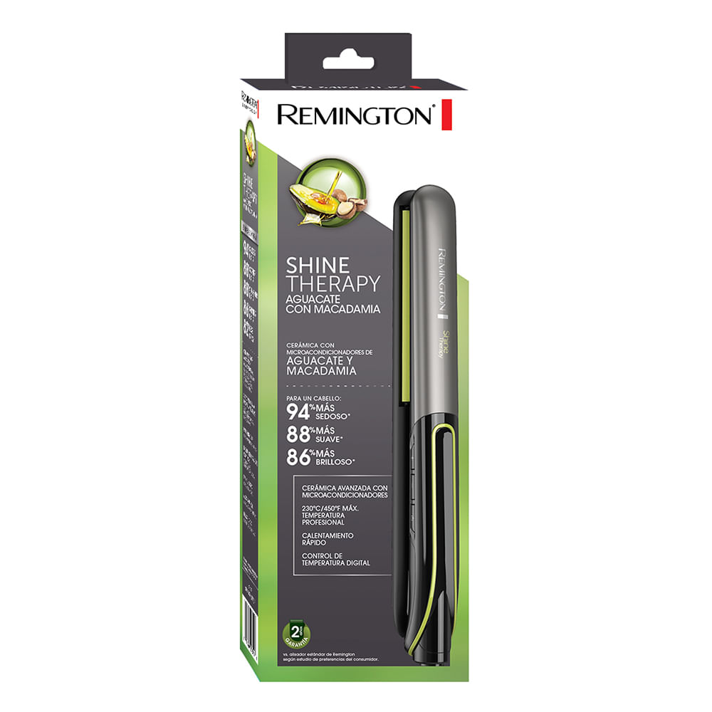 Plancha-para-cabello-Remington-aguacate-con-macadamia