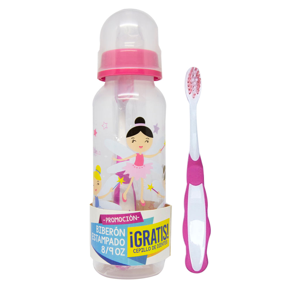 Biberon-8-9-Oz---Cepillo-de-dientes-infantil-GRATIS